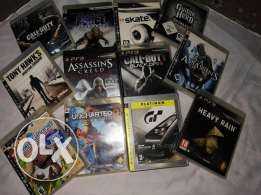 12 games for ps3