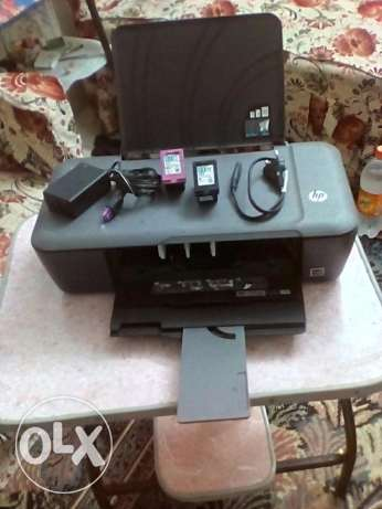 HP Deskjet 1000 printer طابعات
