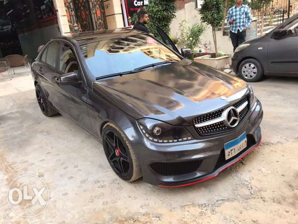 Mercedes C180 Model 2011 Full kit Amg