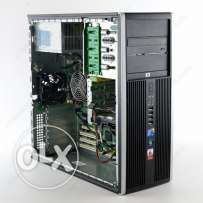 HP 8000 Core 2 Quad CASH 8M RAM 3GB DDR3