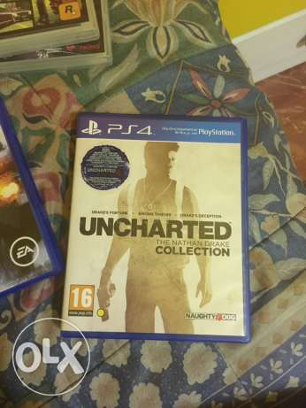 uncharted collection trade with gtav التجمع الخامس -  3