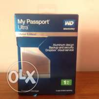 my passport 1tb(metal edition)