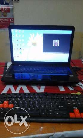 LaptoP compaq Hp For sale 4,500 LE