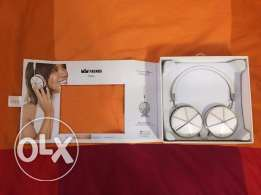 FRENDS TAYLOR Headphone -LIMITED EDITION white May Kwok design