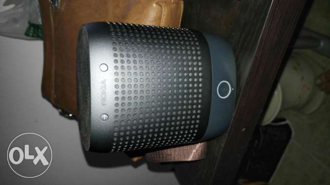 Nokia Play 360 bluetooth Speakers - Black