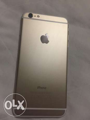 iPhone 6Plus ( 64Gb ) with Original case مدينتي -  2