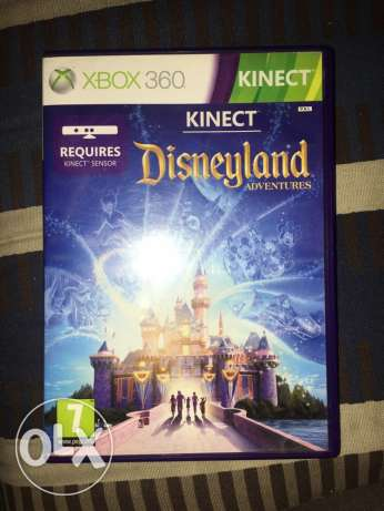 Disneyland game for xbox 360