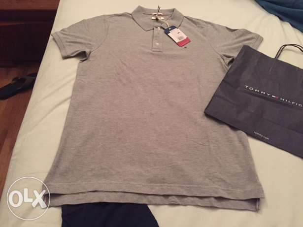 2 tommy hilfiger original t-shirts