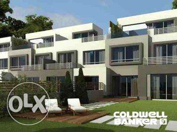 Townhouse located in New Cairo for sale Palm Hills Katameya Extension