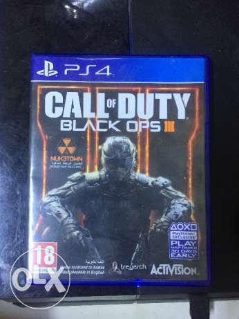 Ps4 fifa call of duty black ops 3 nuketown