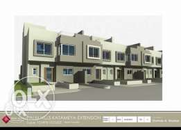 Twin house at palm hills new cairo