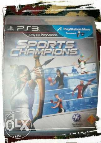 sports champions for ps3