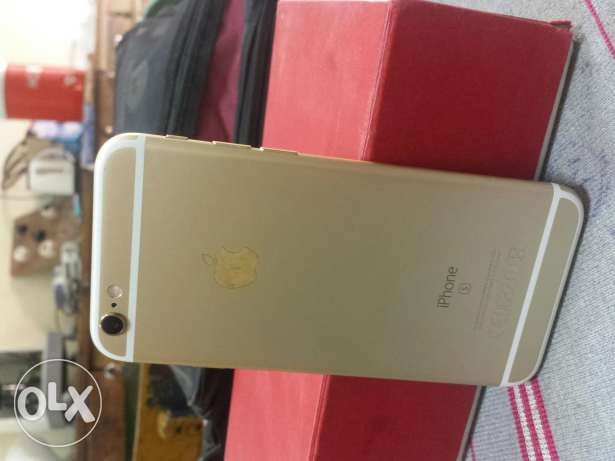 I phone 6s gold 64g used for 4 month only like new المحلة الكبرى -  2