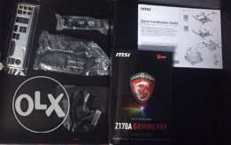 MSI Z170A motherboard