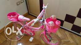 Girl bicycle in excellent condition