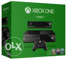 Xbox one 500 g with kinect