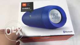 JBL charge 2 (Blue) portable bluetooth speaker