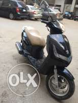 peugeot scooter 125