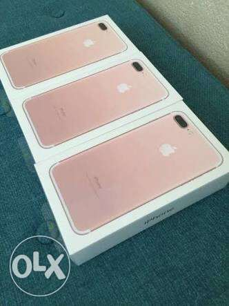 new iphone 7 plus 128 gb rose gold