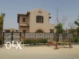 A Stand Alone Villa For Rent At Mivida Compound