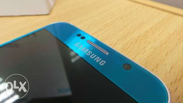 Galaxy S6 Flat Topaz Blue المهندسين -  5