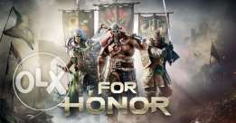 For Honor /OR/ Ghost recon wildlands serial Pc Global Uplay