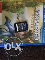 uncherted golden abyss ps vita
