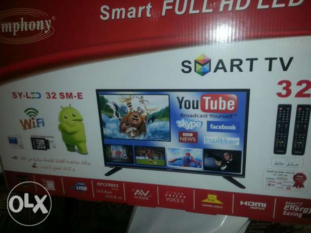 "32"" LED Full HD smart wifi"