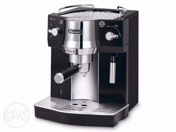 Coffee MakersPump EspressoEC 820.B P القاهرة الجديدة -  1