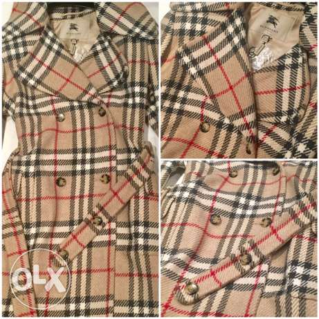 Burberry coat new with tags