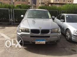 Bmw X3 - Perfect condition - Full option