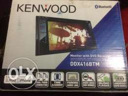 kenwood dvd