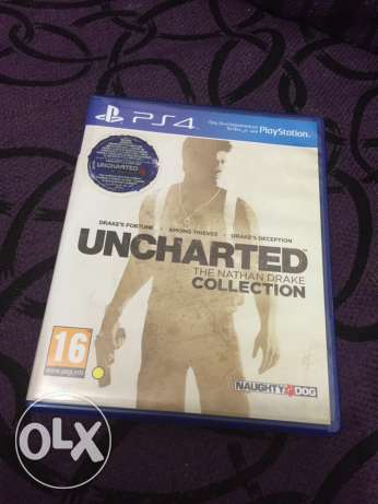 Uncharted Collection PS4 بولكلي -  1