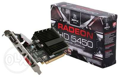 ATI Radeon HD 5450 2Gbytes, Motherboard, Cpu and 2 ram
