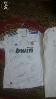 Real madrid teshirt