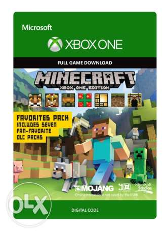 Minecraft + 14 days Gold membership