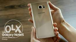 Note 5 ( new )