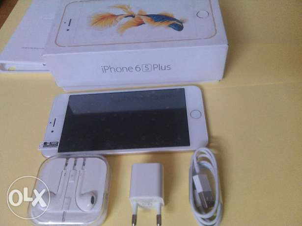 iPhone s 6 plus new for sale first high copy جاردن سيتي -  5