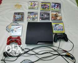 ps3 and games ps3