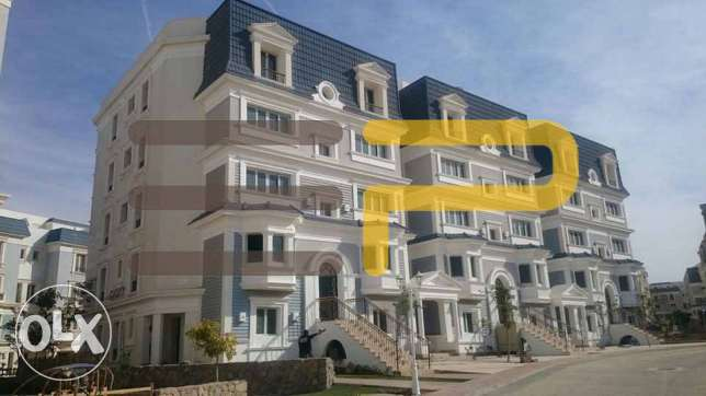 Mountain view hyde park apartment 141 sqm 07AH33 القاهرة الجديدة -  1
