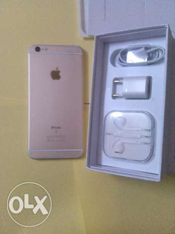 iPhone s 6 plus new for sale first high copy جاردن سيتي -  2