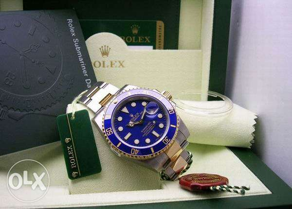 Rolex blue Submariner القاهرة -  2