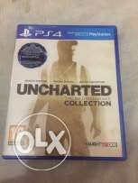 PS4 game uncharted collection