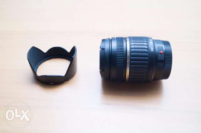 Tamron lens 18-200mm F/3.5-5.6 Macro, Aspherical. For Nikon mount. مصر الجديدة -  6