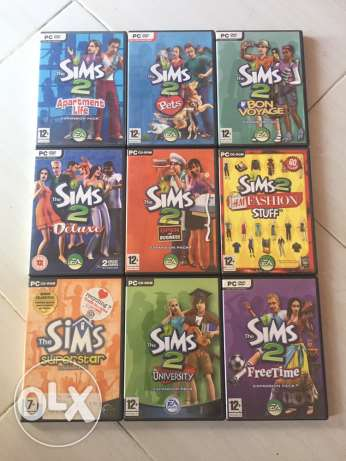 The SIMS 2 From UK
