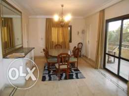 Furnished Apartment Located In Maadi Sarayat For Rent Or Sale
