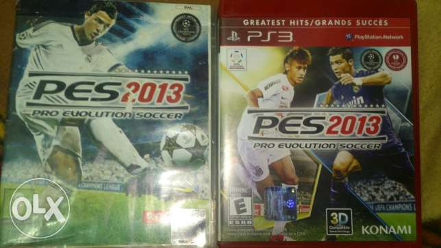 Pes 2013 for ps3