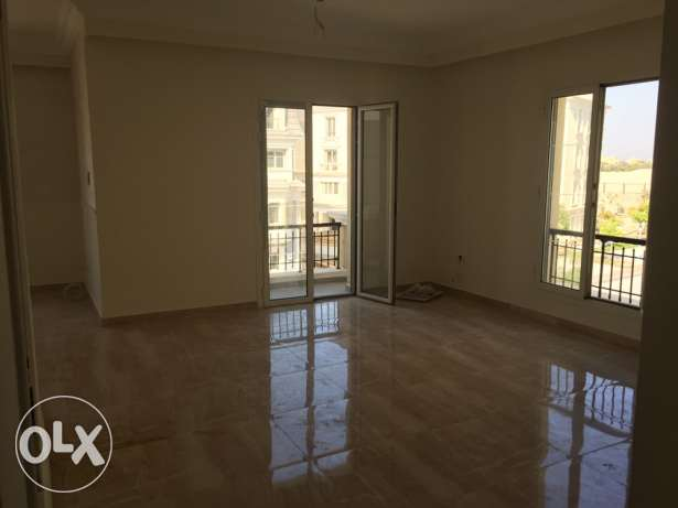 Delivered Apartment in Mountain View Executive Residence Giza Plateau