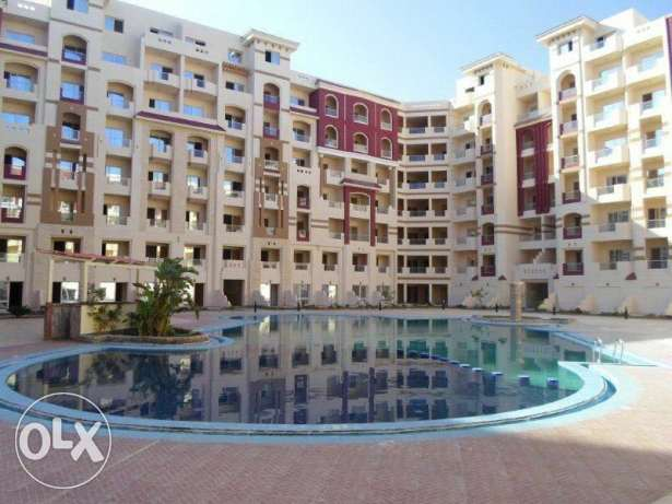 Amazing offer! Best price! 1 bedroom apartment in the compound! الغردقة -  1
