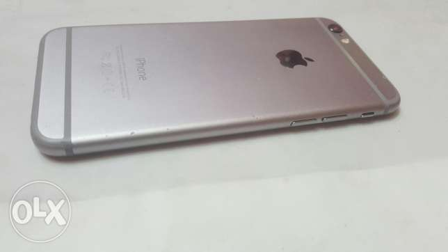 Iphone 6 16G Space grey القاهرة -  5